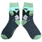 Moomin Tree Print Socks - House of Disaster at Destination Fashion