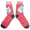Moomin Heart Print Socks - House of Disaster at Destination Fashion