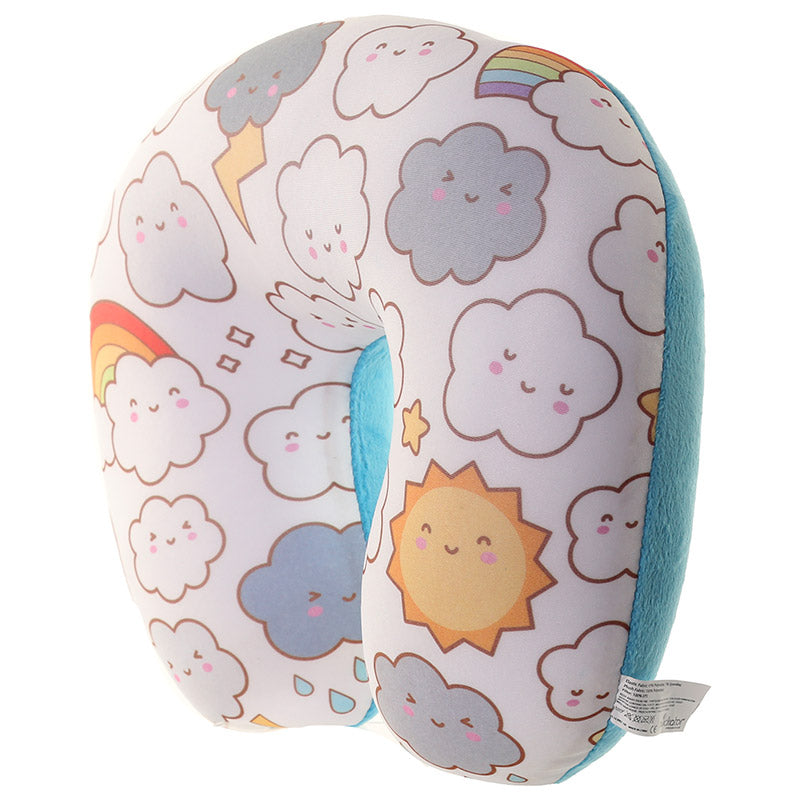 Kawaii Weather Design Travel Pillow - Puckator at Destination Fashion