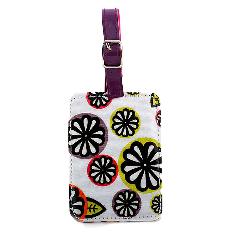 Fleurie Luggage Tag - Decodelire at Destination Fashion