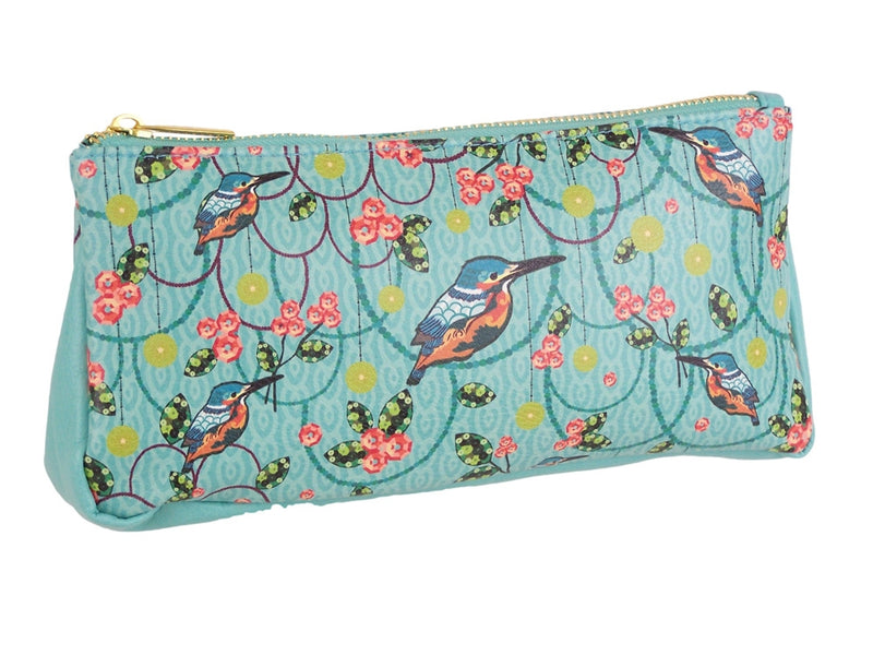 Tropical Blue Make Up Bag - Decodelire at Destination Fashion
