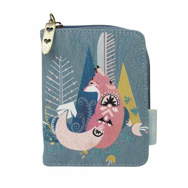 Nordikka Fox Wallet - House of Disaster at Destination Fashion