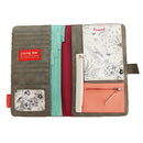 Colour Me Travel Wallet - House of Disaster at Destination Fashion