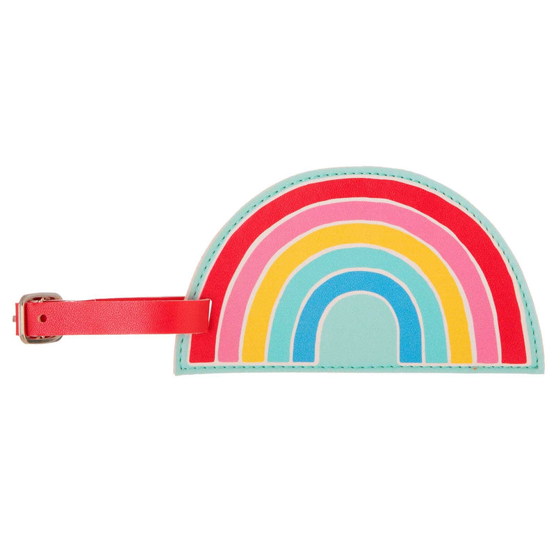 Chasing Rainbows Luggage Tag - Sass and Belle at Destination Fashion