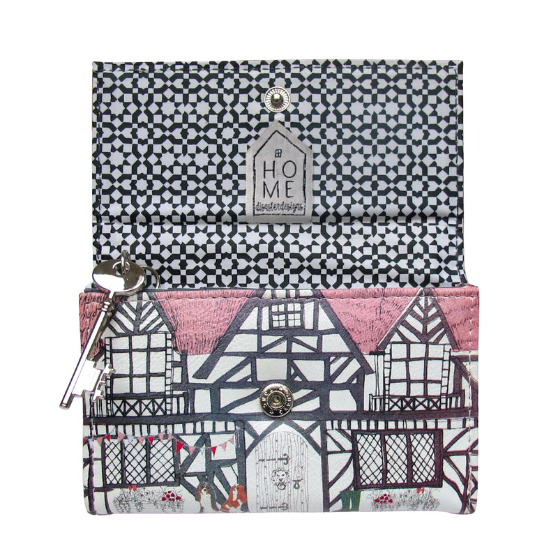 Home Tudor Wallet - House of Disaster at Destination Fashion
