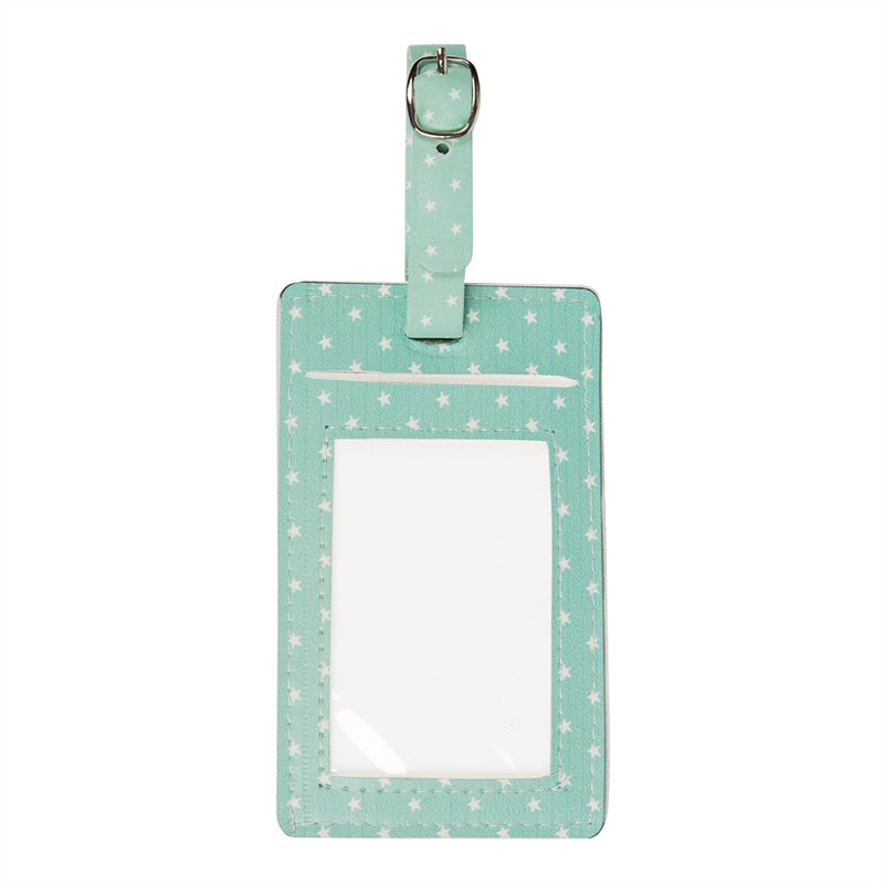 Tropical Flamingo Luggage Tag - Sass and Belle at Destination Fashion