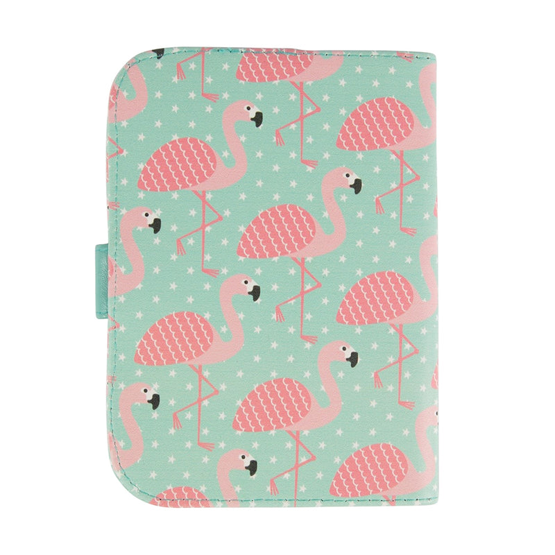 Tropical Flamingo Passport Holder - Sass and Belle at Destination Fashion