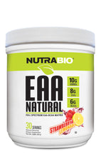 Load image into Gallery viewer, Nutrabio EAA Natural