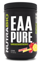 Load image into Gallery viewer, Nutrabio EAA Pure
