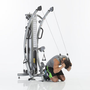 Six-Pak Base Functional Trainer Without Bench (SPT-6B)