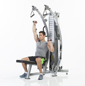 Six-Pak Functional Trainer (SPT-7) for Light Commercial use