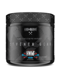 Axe & Sledge Seventh Gear - Extreme Pre-Workout