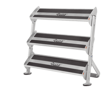 "Load image into Gallery viewer, HF-5461-OPT-36 36"" Dumbbell Rack With OPT (3rd-Tier)"