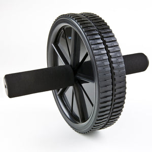 Dual Exercise Ab Wheel