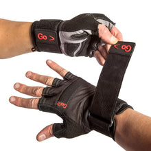 Load image into Gallery viewer, Xtreme Wrist Wrap Gloves with Articulated Grip