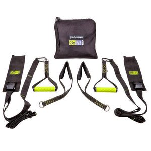 Gravity Straps Body Weight Trainer