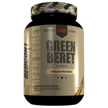 Load image into Gallery viewer, Redcon1 Green Beret Vegan Protein (2 lbs)