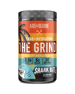 Axe & Sledge The Grind | EAAs + Hydration