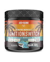 Load image into Gallery viewer, Axe & Sledge Ignition Switch | Pre-Workout
