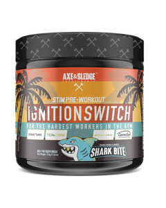 Axe & Sledge Ignition Switch | Pre-Workout