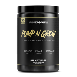 Anabolic Warfare Pump-N-Grow