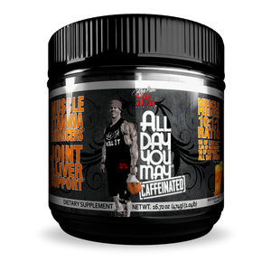 5% Nutrition All Day You May 10:1:1 (Caffeinated BCAA)