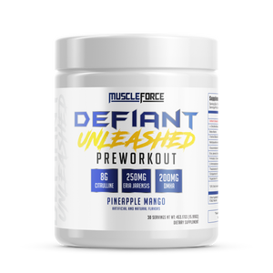 Muscle Force Defiant Unleashed Pre-Workout