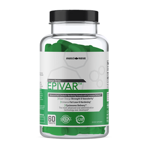 Anabolic Warfare Epivar Fat Burner