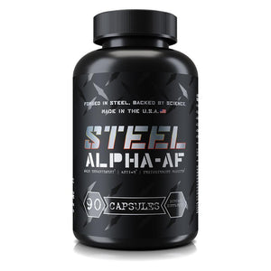 Steel Alpha-AF Post Cycle Therapy
