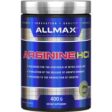 Load image into Gallery viewer, ALLMAX Arginine HCI