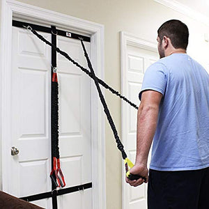 X-Over Bands - Home Fitness Equipment