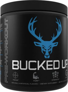 Das Labs Bucked Up Pre-Workout
