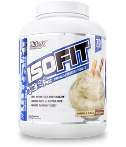 Nutrex IsoFit - Whey Isolate Protein