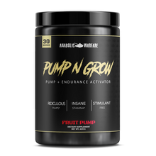 Load image into Gallery viewer, Anabolic Warfare Pump-N-Grow