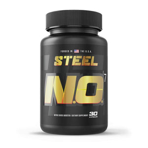 Steel No. 7 Nitric Oxide Formula