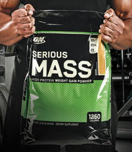 Load image into Gallery viewer, Optimum Nutrition Serious Mass High Protein Powder