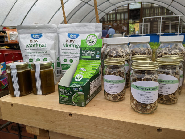 Featured Land Of Delight Moringa Products