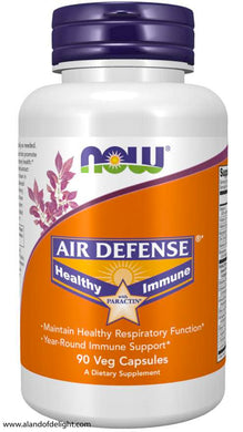 Bottle of Air Defense® - 90 Veg Capsule Vitamins