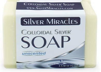 Colloidal Soap Bar