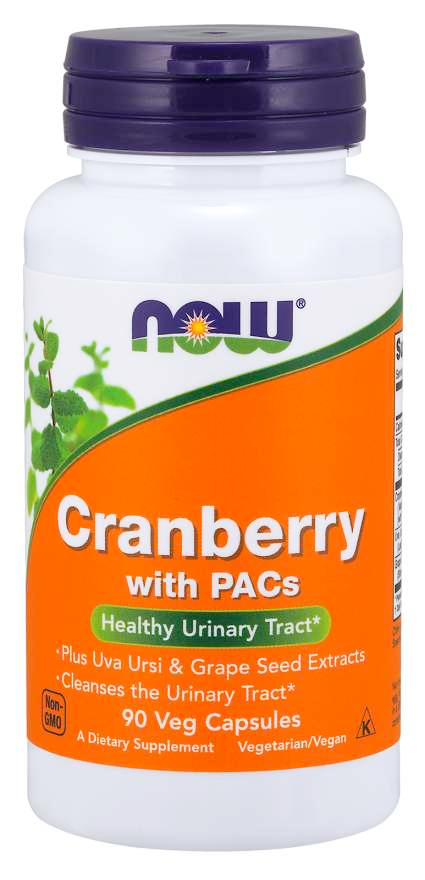 Cranberry with PACs - 90 Veg Capsules