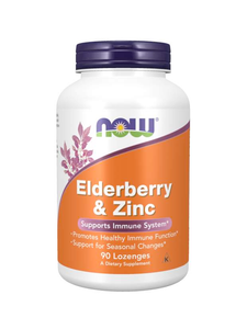 Elderberry & Zinc - 90 Lozenges