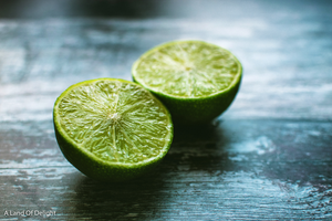 Persian Lime Slices