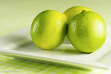 Load image into Gallery viewer, Persian Limes on plate