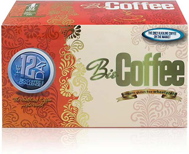 Bio Coffee Alkaline Coffee Box