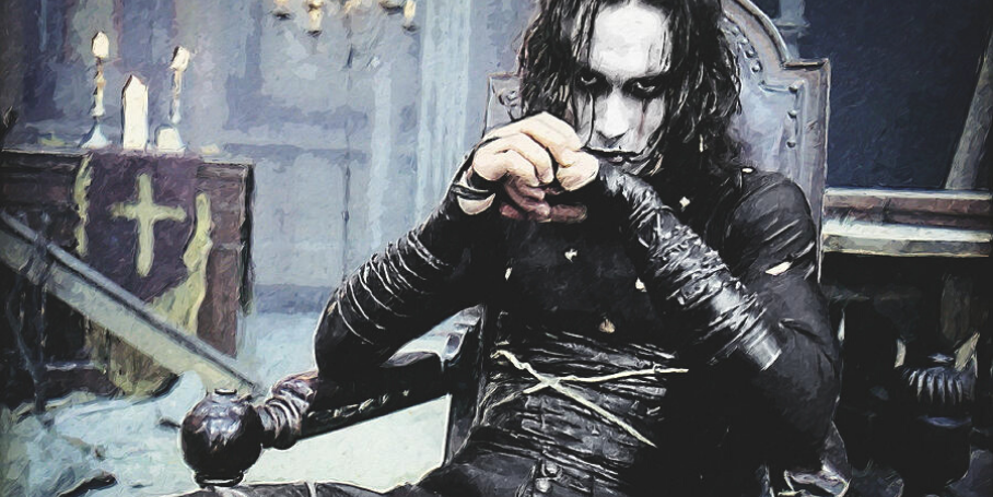 Eric Draven de The Crow