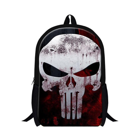 Sac à Dos Gothique Punisher