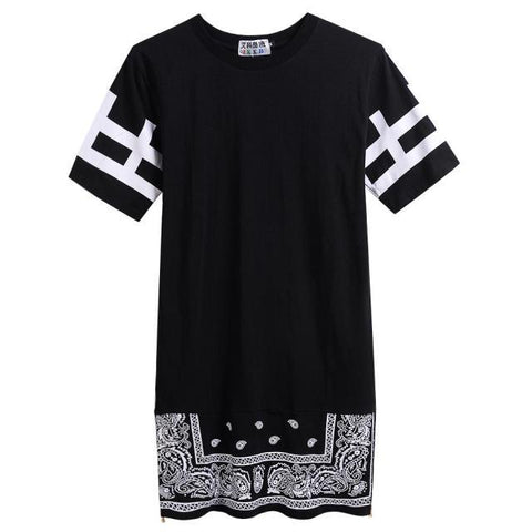 T-Shirt Gothique Black