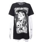 T-Shirt Gothique <br /> The Witch - L'Antre Gothique