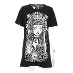 T-Shirt Gothique <br /> In Goth We Trust - L'Antre Gothique