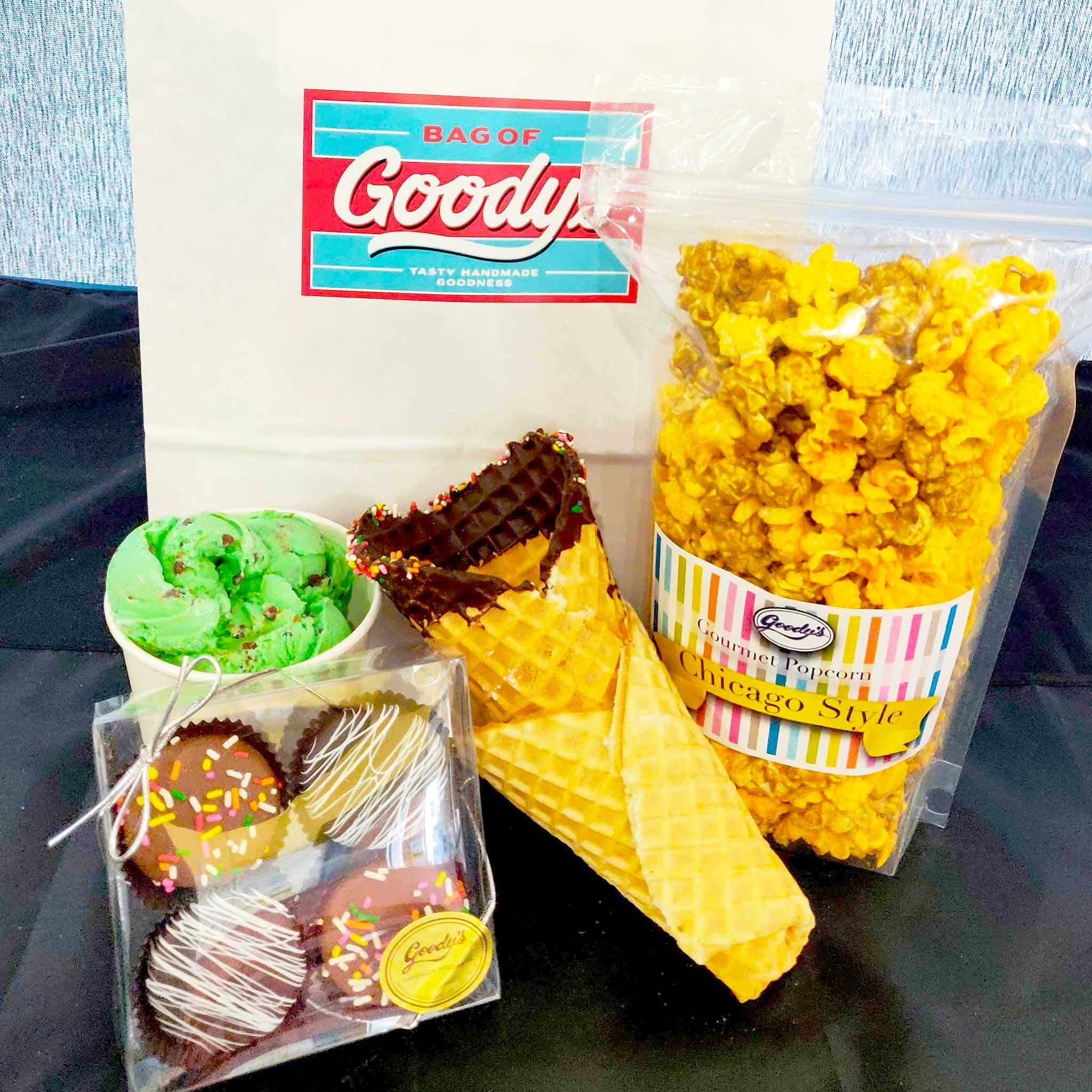 Goody's and Chill Bag
